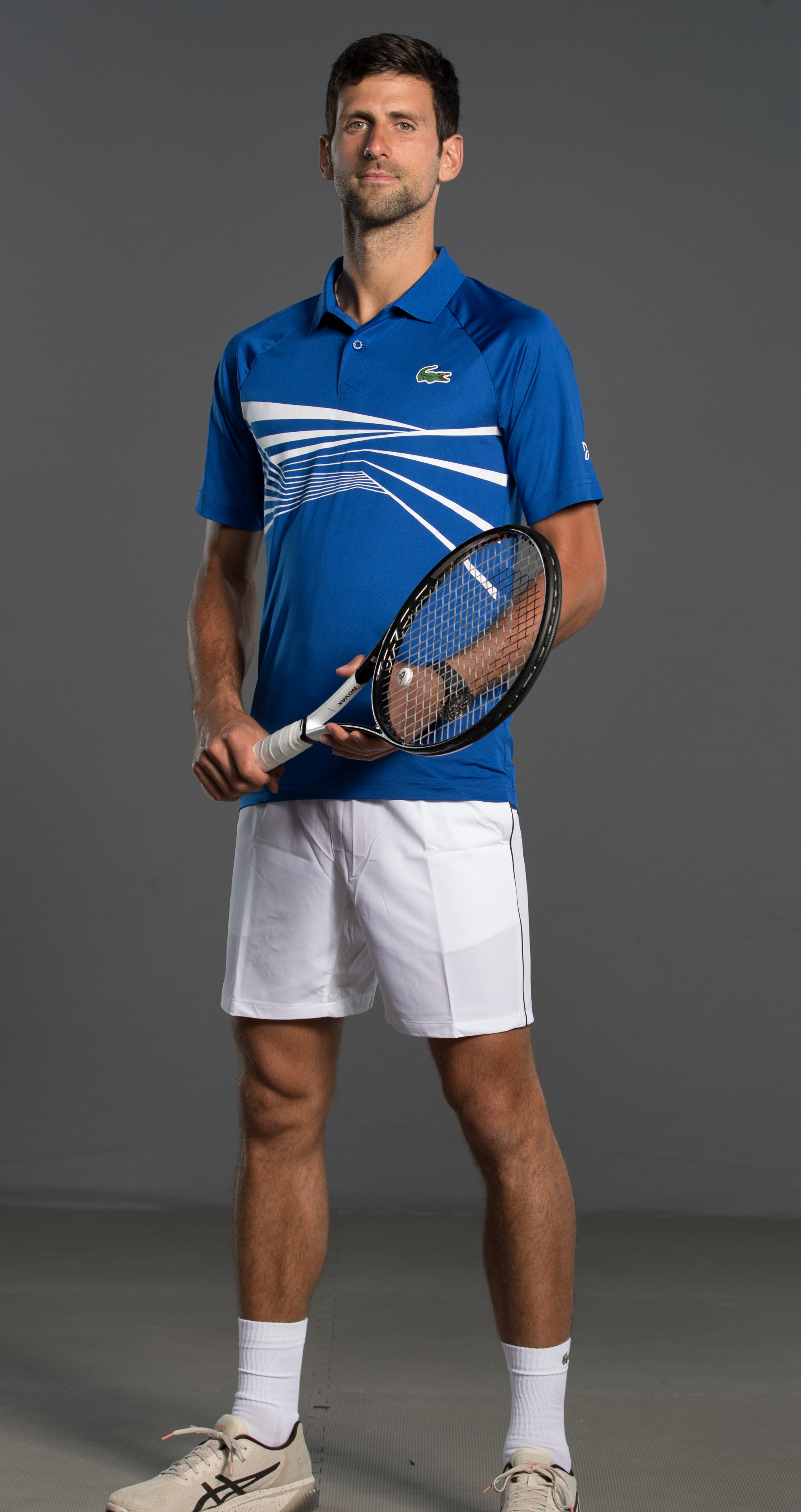Tennis Star Novak Djokovic Wins July 2019 Hickok Belt