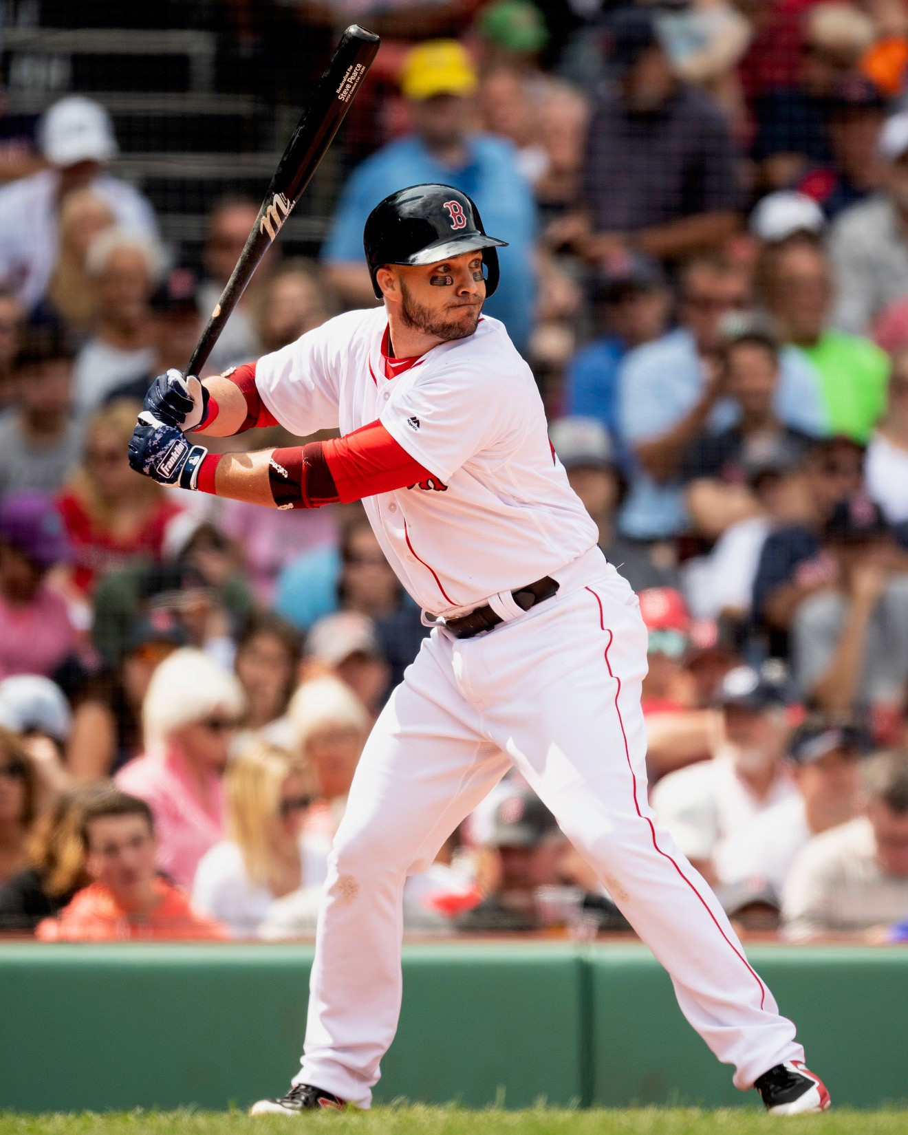 Steve Pearce (Photo courtesy of Boston Red Sox)